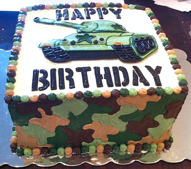 Happy Birthday Iluvtanks General Discussion Tanktastic