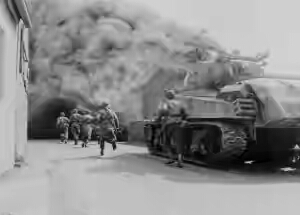 ww2-Sherman-town-smoke-300x215.jpg